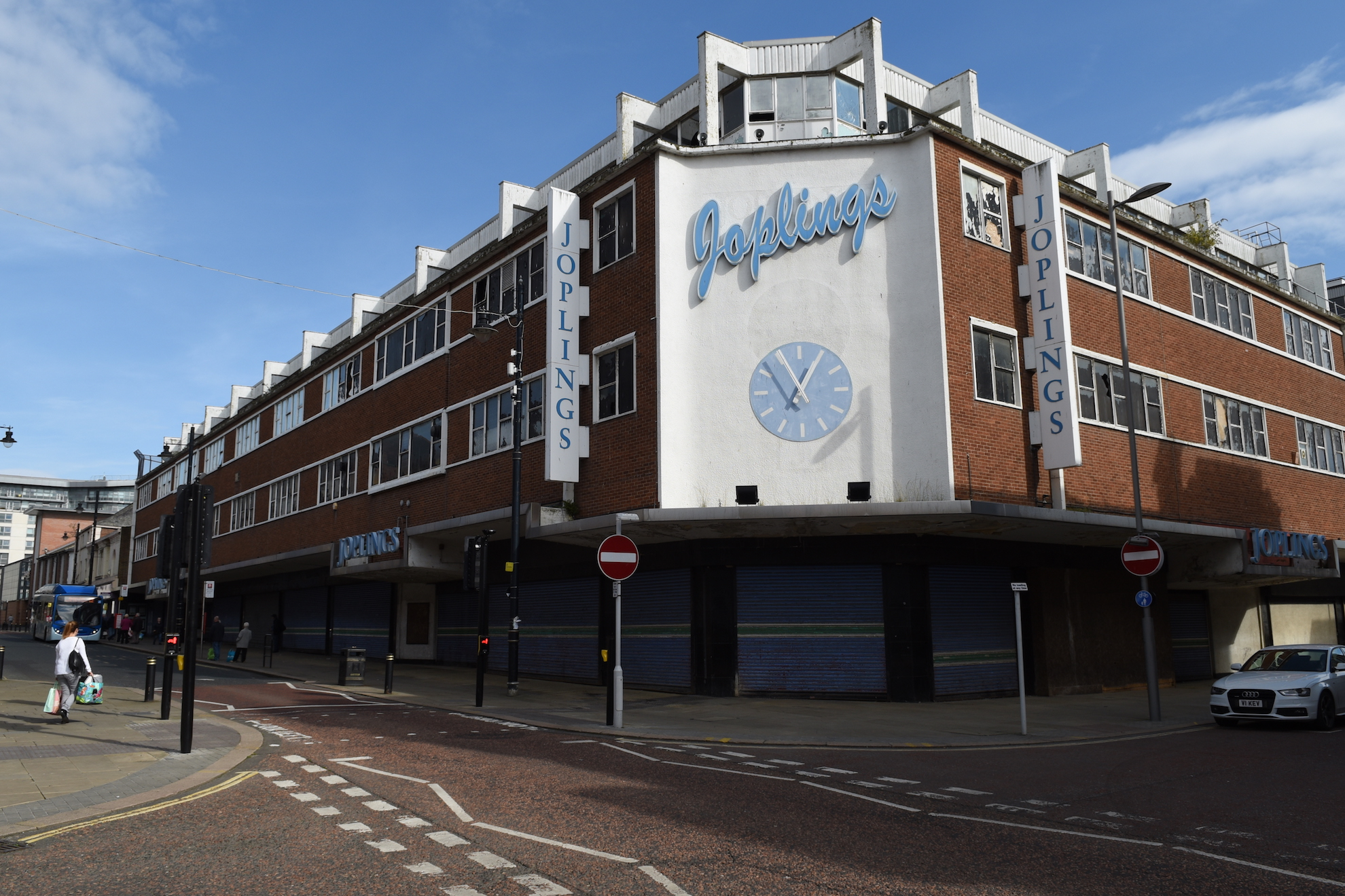 Developer Reveals Plan to turn Sunderland's former Joplings Department Store into Student Flats