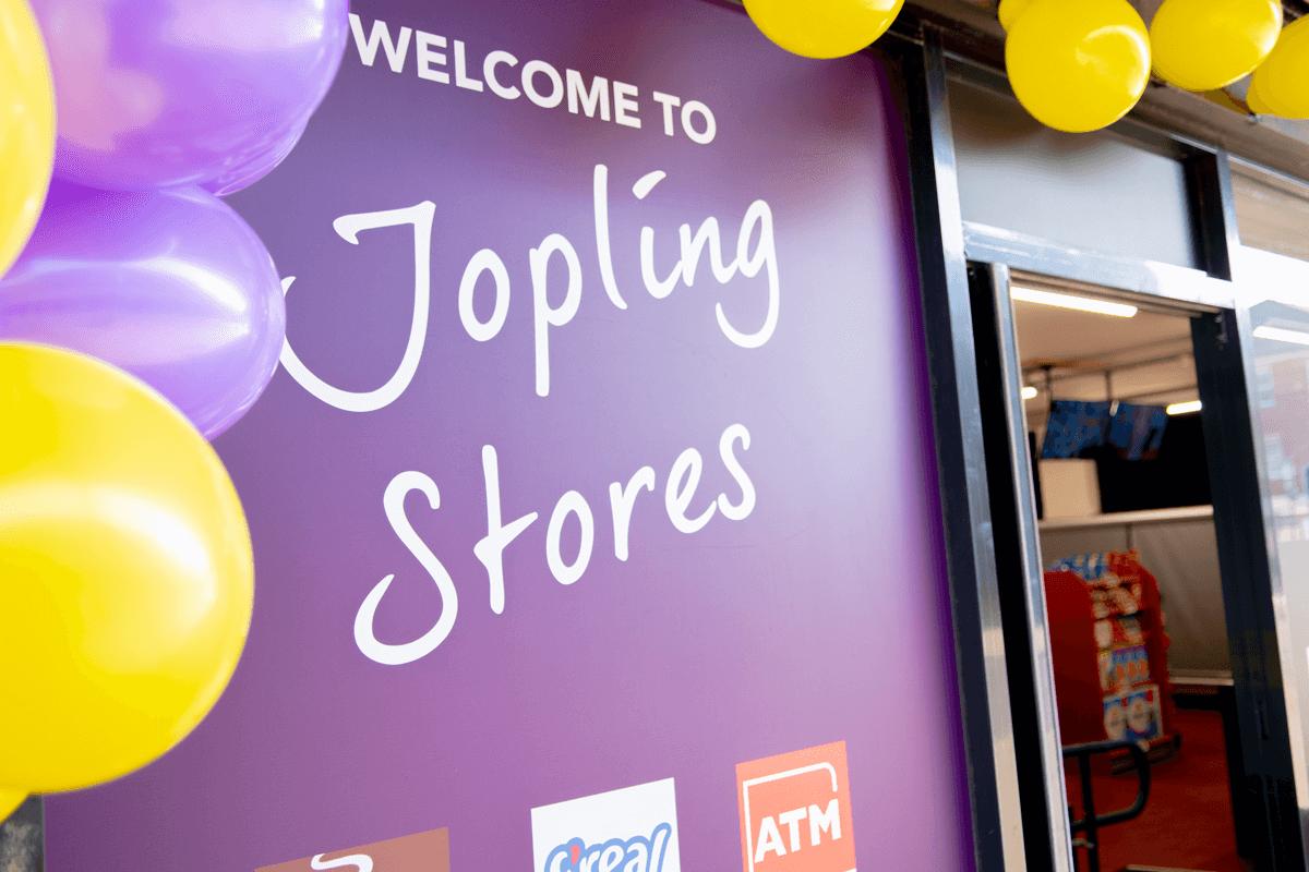 Joplings Premier Store Now Open